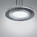 'IL One Highbay LED Hallentiefstrahler 100W Neutralweiss 10''500lm W-Optik IP54 Dimmbar'